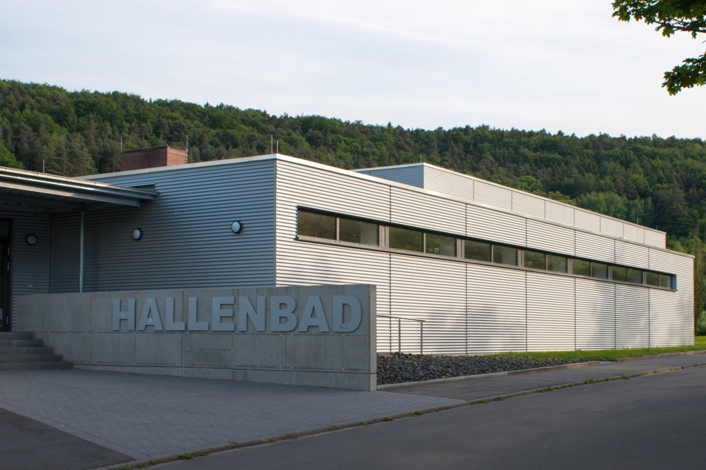 Hallenbad, Badstraße 49, 97922 Lauda