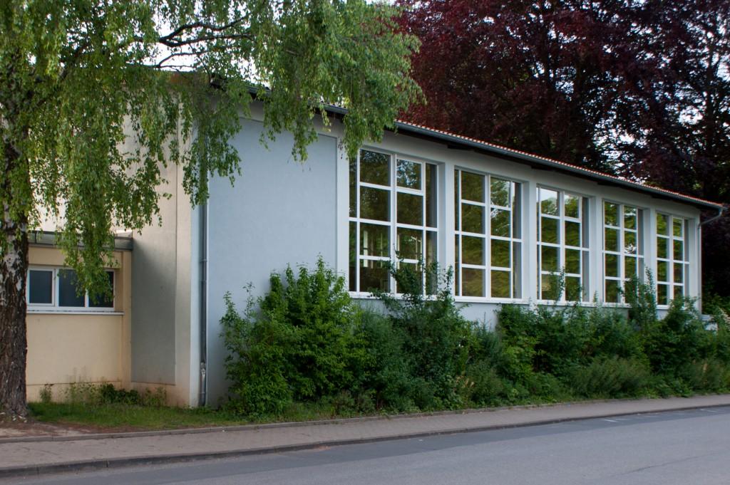 Schulturnhalle GWRS Mitte, Philipp-Adam-Ulrich-Straße 2, 97922 Lauda