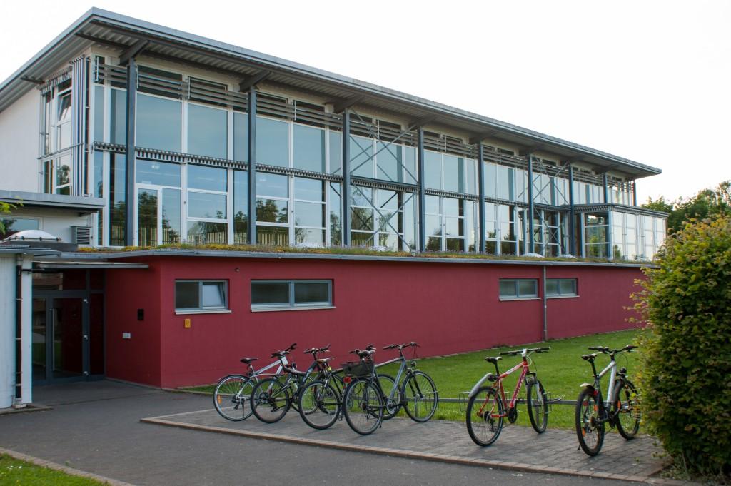 Sporthalle, Becksteiner Straße 60, 97922 Lauda