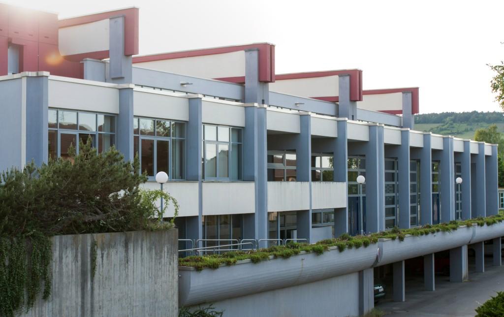 Stadthalle, Becksteiner Straße 60, 97922 Lauda