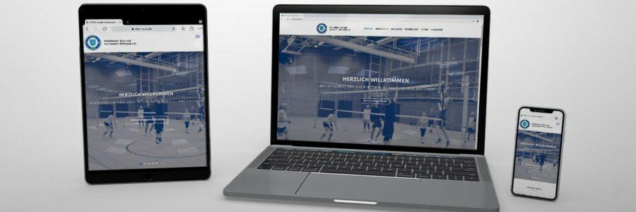 Relaunch der Website des ETSV Lauda